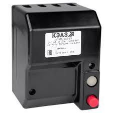 107275 — <b>Выключатель автоматический АП50Б</b>-3МТ-25А-10Iн ...