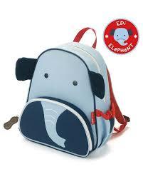Zoo <b>Little</b> Kid Backpack in 2020 | <b>Elephant backpack</b>, Toddler ...