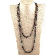 Free Shipping <b>Fashion Bohemian Tribal</b> Jewelry 6mm Semi ...