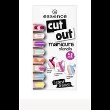 <b>Наклейки для ногтей</b> Essence <b>Cut</b> Out manicure stencils | Отзывы ...