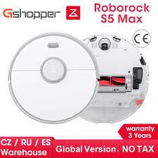 2020 nouveauté Roborock S5 Max <b>Robot</b> aspirateur Xiaomi Mijia ...