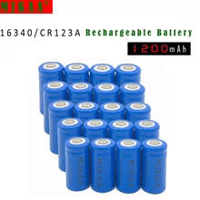 Buy 16340 battery 1200mah and get free shipping on AliExpress.com