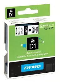 <b>Картридж DYMO D1</b> 9mm <b>7m</b> для принтеров этикеток S0720680 ...