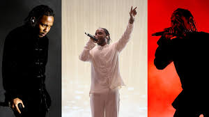 The Prophetic Struggle Of <b>Kendrick Lamar's</b> '<b>DAMN</b>.' : NPR