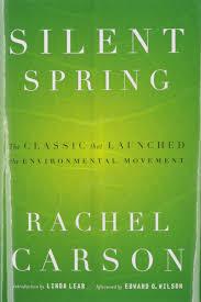 silent spring  rachel carson      books   amazon ca