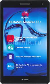 Купить <b>Планшет HUAWEI MediaPad T3</b> 7.0, 1GB, 16GB серый в ...