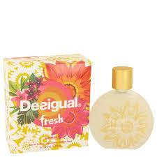 <b>Desigual Fresh Eau De</b> Toilette Spray By Desigual
