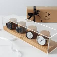 6/12 <b>Grid</b> Slots Jewelry Watches Display Storage Box Case ...