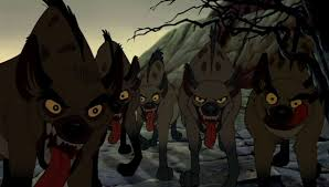Image result for disney's hyenas attack
