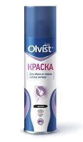Краска для обуви <b>Olvist</b> — купить в интернет-магазине OZON с ...
