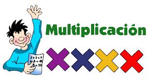 Resultado de imagen de dibujo multiplicaciones