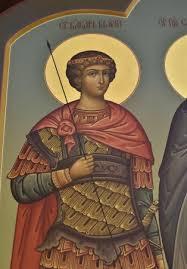 <b>Икона</b> и частица мощей <b>великомученика Георгия</b> Победоносца ...