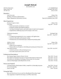 correct setup resume resume setup resume format pdf