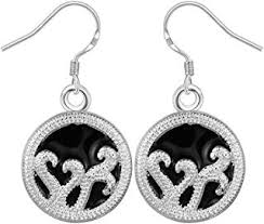 drip drop - Gnzoe / Earrings / Jewelry: Clothing, Shoes ... - Amazon.com