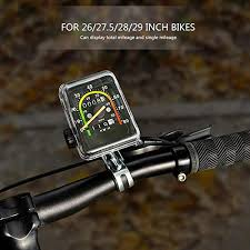 VGEBY1 <b>Bicycle Computer</b>, <b>Mechanical</b> Bike- Buy Online in French ...