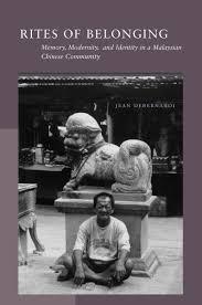 rites of belonging memory modernity and identity in a n rites of belonging memory modernity and identity in a n chinese community jean debernardi