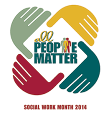 Image result for social workers month 2015