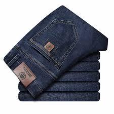 Nianjeep Thicken Winter Deinm Jeans Mens Brand Clothing Cotton ...