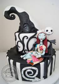 wedding cake decorated edible callas bolo de casamento nightmare before christmas cake bolo o estranho mundo de jack tim burton