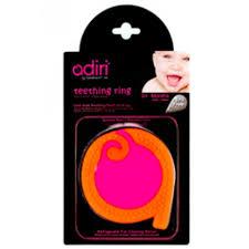 Прорезыватель для зубов Adiri A Teething Rings - Mom & Me