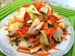 Рецепт корейского салата с капустой