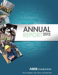 light blue yellow book layout design annual annual report image