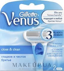 Сменные кассеты для бритья - Gillette Venus: купить ... - MAKEUP