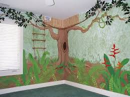 kids bedroom wall photo gallery jungle bedroom wall decal for kids