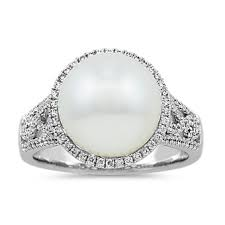 <b>Pearl Fashion Rings</b> and more Fine <b>Jewelry</b> | Shane Co. (Page 1)