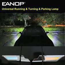 EANOP <b>CAR Universal led</b> Light 3in1 12V <b>Auto</b> Fender Lamps ...