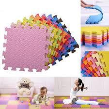 <b>1pcs</b> Puzzle <b>Play Baby</b> Carpet Floor Crawling Kid Foam <b>Soft</b> Rug ...