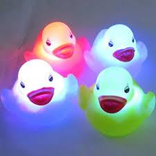 get quotations 4pc waterproof color change led duck unisex baby kids children bath mood lamp night light cheap mood lighting