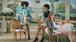 Louis Vuitton <b>Women's 2019 Spring</b>-<b>Summer</b> Campaign