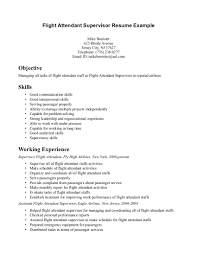resume for flight attendant flight attendant supervisor resume example flight attendant resume for flight attendant 0444
