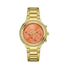 Круглый <b>Caravelle New York</b> женские наручные <b>часы</b> - огромный ...