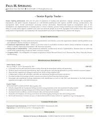 senior equity trader resume managing partner resume samples visualcv resume samples database equity trader resume equity trader resume