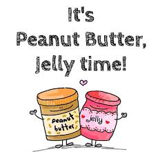 Image result for peanut butter jelly time