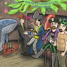 Marine Conservation Happy Hour