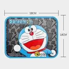 <b>Doraemon</b> Anti-slip Rubber mat pad Mobile Car Dashboard ...