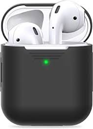 PodSkinz AirPods Case [Front LED Visible] Protective ... - Amazon.com