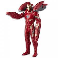 <b>Avengers Movie Игровая фигурка</b> Железный человек в усиленной ...