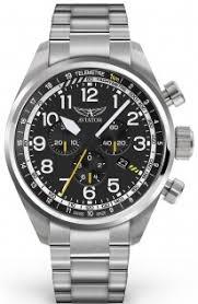 Швейцарские <b>часы Aviator V</b>.<b>2.25.0.169.5</b>