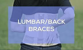 The Best Lumbar/<b>Back Support Brace</b> Reviews 2019 [<b>Back Support</b> ...