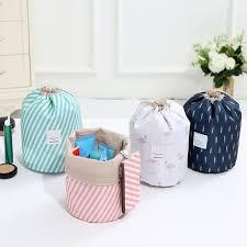 2019 BUCHNIK <b>Cactus</b> Barrel Shaped Drawstring Cosmetic <b>Bag</b> ...
