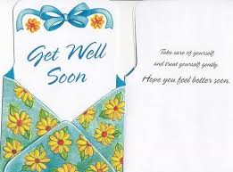 Get well soon... on Pinterest | First Aid Kit, Get Well Cards and ...