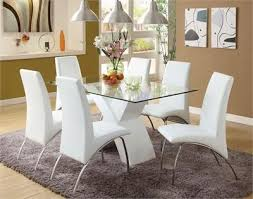 dining room tables white