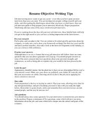 Wwwisabellelancrayus Scenic Good Resume Objective Quotes     Rufoot Resumes  Esay  and Templates