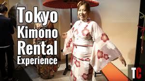 <b>Tokyo Kimono</b> Rental Experience - YouTube