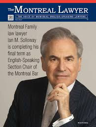 archives le monde juridique the montreal lawyer tml vol3 no3 1