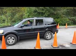 How to do Rock spring GA parallel parking - YouTube